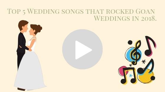wedding songs goa