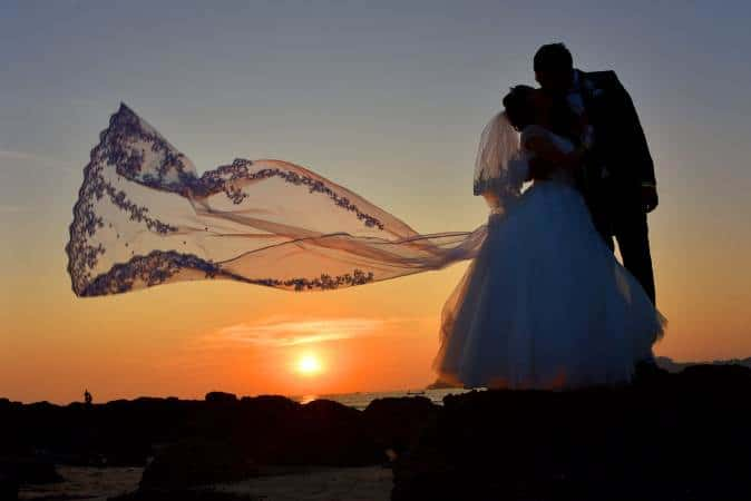 Sunset Weddings