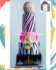 Customized Fondant Cakes Goa