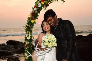 dynamic Wedding Photographer Siolim