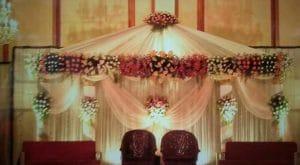Wedding Decor and Lights