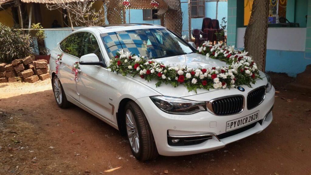 Luxury Wedding Car Goa