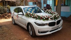 Luxury Wedding Car Goa