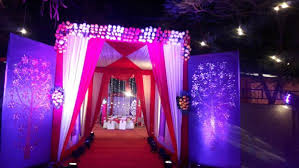 Babu Decorators, The Wedding Decorators Mapusa will take care of all your wedding day dreams from concept to completion beyond satisfaction.