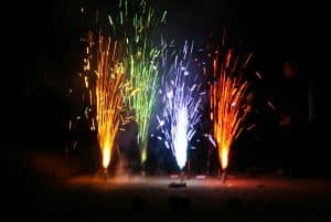 Wedding Special Effects and Fireworks Goa