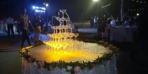 The Wedding Bartenders North Goa, Whether you're hosting an elegant wedding or any other event or party. The Bartenders led my Mr. Ajit Naik can help make your event a success!