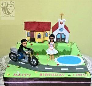 Wedding Cakes in Goa