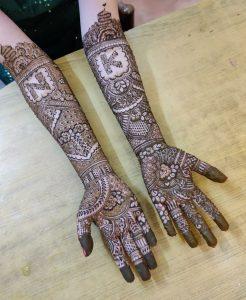 Bridal Mehandi Designer in North Goa