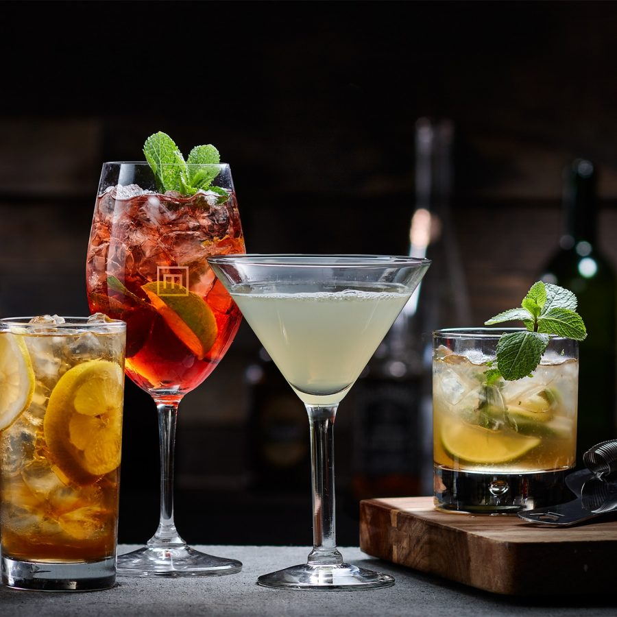 Cocktails and Live Counters in Goa