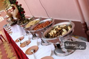 Catering Services For Social Gathering