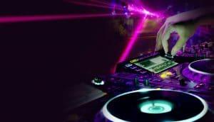 Vibrant DJ in Aldona Goa