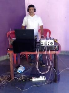 DJ In North Goa