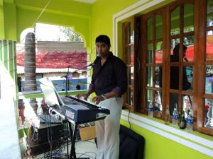 Wedding One Man Band Goa
