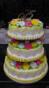 Customised Wedding Cakes Goa