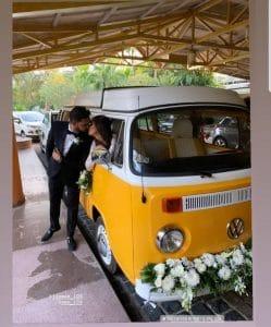 Wedding Camper Van Goa