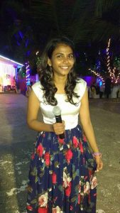 Female Wedding Emcee Goa