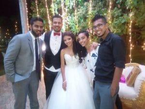 Goan Wedding Emcee