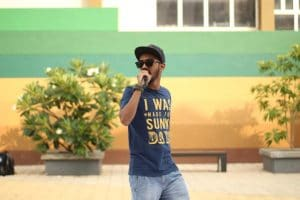 Young Emcee for all occasions Goa