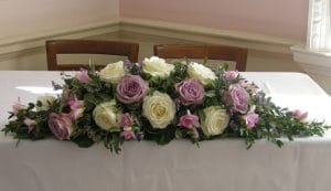 Floral Decor for Weddings
