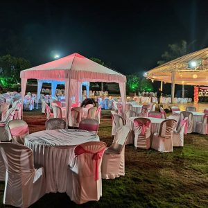 Wedding halls Margao