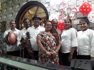 Choir for all Occasions Goa