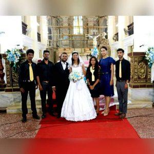 finest Wedding Choir North Goa