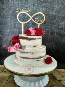 Fabulous Wedding Cakes in Goa