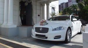 Luxury Wedding Car for Rent Goa