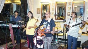 International Music Band Goa