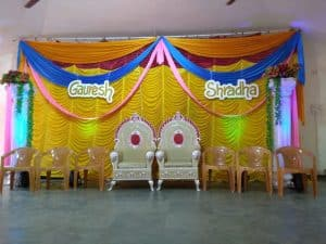 Wedding Decorators North Goa