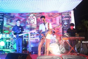 Live Pop Rock Band Goa