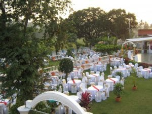 Open Air Wedding Hall Goa
