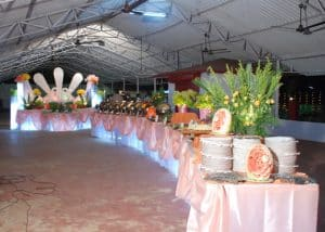 Wedding Caterers North Goa