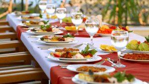 Wedding Buffets Goa