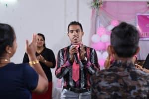Dynamic Wedding Emcee Margao