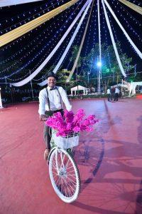 Emcee for Formal Event in Goa