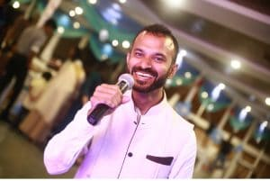Energetic Goan Wedding Emcee