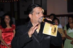 MC in Goa