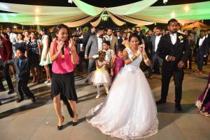 Female Wedding MC