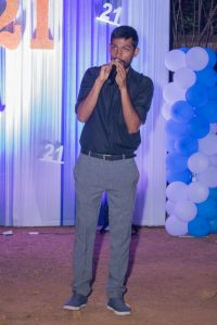 Emcee for Formal Functions Goa