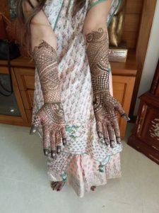 Wedding Mehndi artist Goa