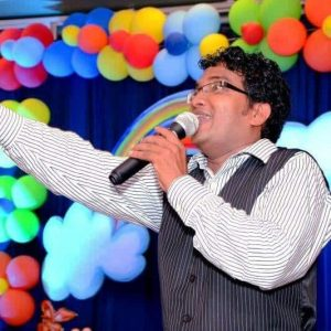 MC for all occasions