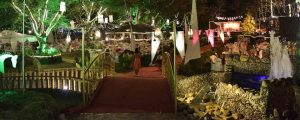 Open Air Venue Goa