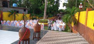 Open Air Venue for Weddings Goa