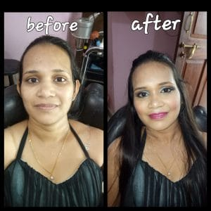 Bridal Hair and Makeup Goa