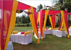 Goan Wedding Decorators Panjim Goa
