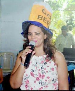 Professional Compere Goa