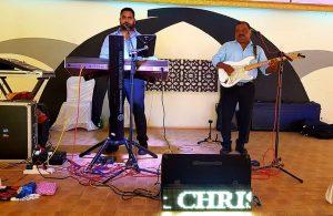 One Man Band in Goa