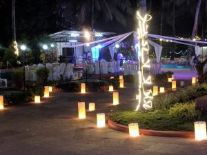 Open Air Venue North Goa