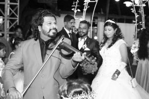 Goan Wedding Band